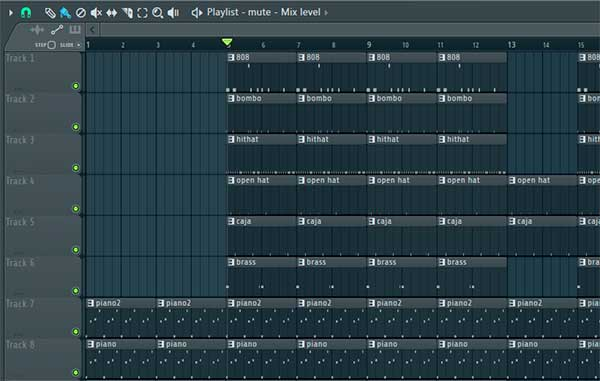 playlist fl studio