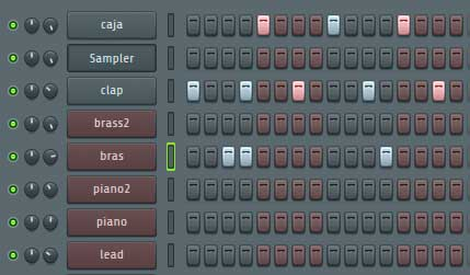 step sequencer fl studio