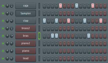 step sequencer fl studio