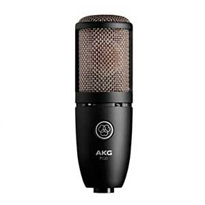 microfono home studio akg perception 220