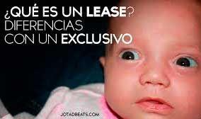 que es lease exclusivo