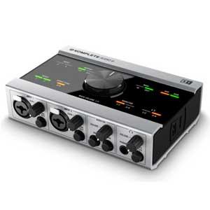 native instruments komplete audio 6 mejor tarjeta de sonido comprar