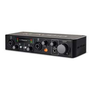 m-track plus m-audio