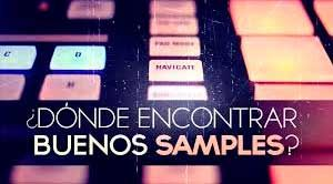 encontrar samples