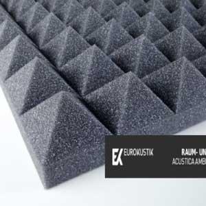 panel de absorción adhesivo audio