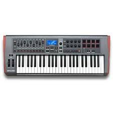 comprar teclado novation