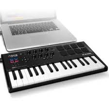 m audio axiom teclado controlador