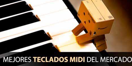 mejores teclados midi