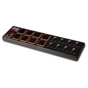 controlador midi pad
