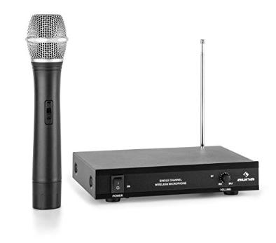microfono dinamico inalambrico