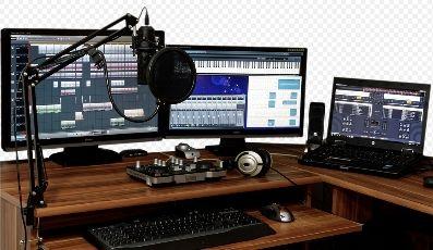 mesas estudio de grabacion